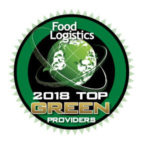 Food Logistics Green Provider Award 2018