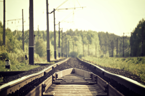 industry-rails-train-path