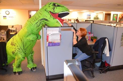 More T rex