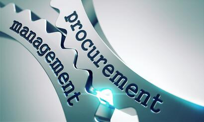 Procurement Management Concept on the Mechanism of Shiny Metal Gears.