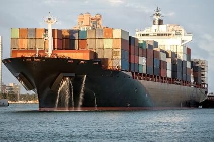 Maritime Vessel IMO 2020
