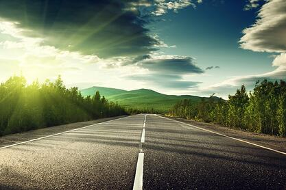 road in mountains-1